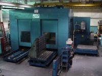 Horizontal Boring Machine SCHARMANN HEAVYCUT 1 Z/TDV 3