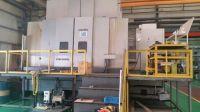 CNC Vertical Turret Lathe OKUMA VTM 200 Y B