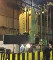 CNC Vertical Turret Lathe SCHIESS FRORIEP 50 DV