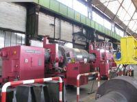 CNC raskaiden sorvi WALDRICH SIEGEN DH 2000 / 100-17