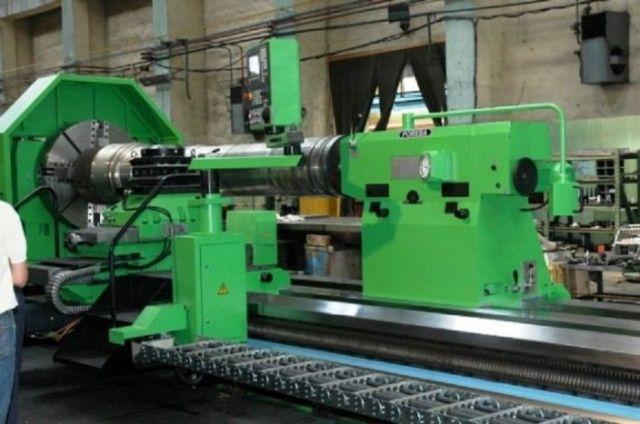 CNC Großdrehmaschine Poręba TCF 224 X 12 M 1995