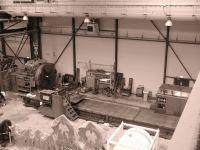 Heavy Duty Lathe ESCHER WYSS 3 M X 12 M M 1280