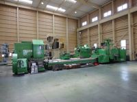 CNC Heavy Duty Lathe IKEGAI TNC 125 S