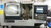 Automat tokarski CNC GANESH CYCLONE 32 CS