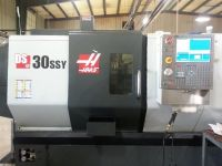 CNC Lathe HAAS DS 30 SSY
