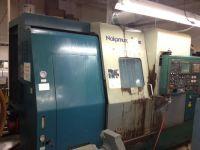 Sústruh CNC NAKAMURA TOME WT 250 MMY