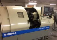 Tokarka CNC OKUMA CROWN 762 S BB/1060