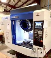 Centrum frezarskie pionowe CNC BROTHER SPEEDIO S 700 X 1