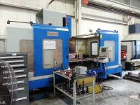 Centrum frezarskie pionowe CNC EUMACH MC-2150 P