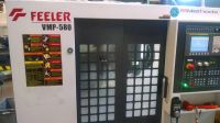 CNC vertikal fleroperationsmaskin FEELER VMP-580-85