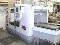 CNC vertikal fleroperationsmaskin HAAS VF-3