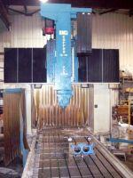 CNC Portal Milling Machine NICOLAS CORREA FP 40