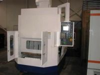 CNC Vertical Machining Center NTC NV 4 G