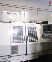 Centro de mecanizado vertical CNC OKUMA MC-40 VA