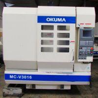 Centro de mecanizado vertical CNC OKUMA MC-V 3016