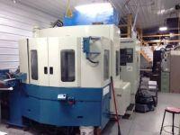 Horizontální obráběcí centrum CNC DAEWOO DMH 500