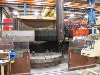 CNC Vertical Turret Lathe BULLARD DYN-AU-TAPE