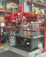 Radial Drilling Machine CARLTON 4 X 11