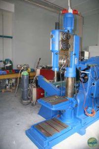 Column Drilling Machine WMW KAZANLIK BK 32