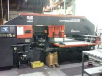 Turret Punch Press AMADA VIPROS 255