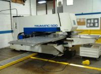 Punching Machine TRUMPF TC-500 R