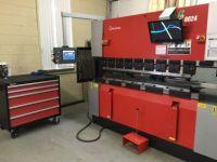 CNC Hydraulic Press Brake AMADA RG M2 8024