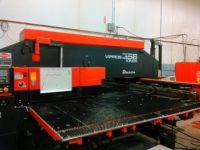 Turret Punch Press AMADA VIPROS 358 KINGII