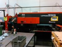 Turret Punch Press AMADA VIPROS 255