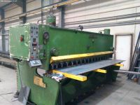Hydraulic Guillotine Shear PLASOMAT NGH 10/3150