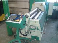 4 Roll Plate Bending Machine MG HEZINGER MH 1508 A
