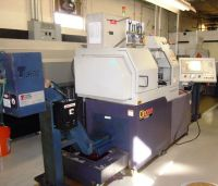 CNC Automatic Lathe CITIZEN L 20 VIII