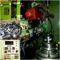 Frezarka obwiedniowa LIEBHERR LC 502 E CNC gear hobbing machine