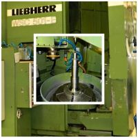Versnelling vormgeven machine LIEBHERR WSC 501 E CNC gear shaping machine
