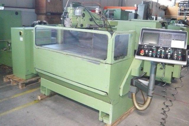 Universal-Fräsmaschine DECKEL FP 42 NC 1985