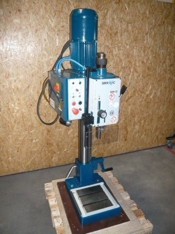 Tapping Machine SerrMac MDR 12 1999