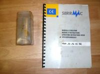 Tapping Machine SerrMac MDR 12 1998-Photo 5
