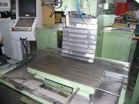 CNC Milling Machine MAHO MH 500 C 1986-Photo 3