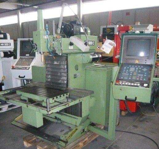 CNC Milling Machine MAHO MH 500 C 1986