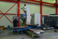 Koordinatenbohrmaschine Uni BFT 102 CNC
