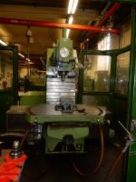 Vertical Milling Machine MAHO MH 1000C