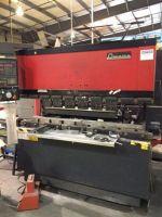 Hydraulische Abkantpresse CNC AMADA FBD5020