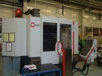CNC de prelucrare vertical HERMLE C 1200 V/TNC430