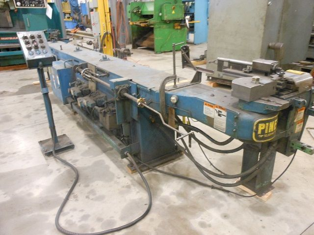 Non-mandrel Bender PINES 34 NC 1973