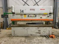 CNC Hydraulic Press Brake PACIFIC J 75-10