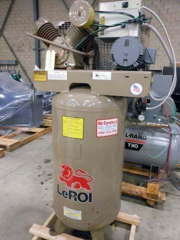 Piston Compressor LEROI TRU-7.5 A 1990