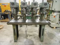 Bench Drilling Machine CLAUSING 1630
