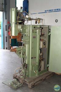 Punktschweißmaschine S.A.Brullex P 42/S 1970-Bild 3