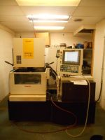Wire Electrical Discharge Machine Fanuc ROBOCUT ALPHA Oi E-10