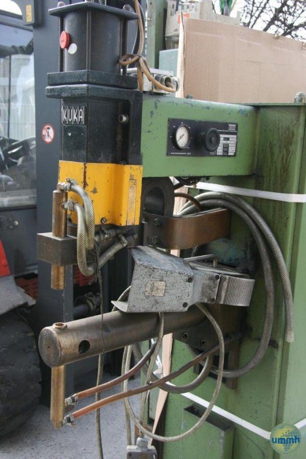 Punktschweißmaschine KUKA MET 70 R 1973