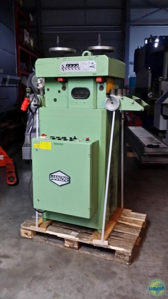 Richtmaschine MANZKE RS 150 1990